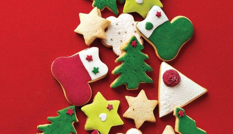 Yeni yıl kurabiyesi tarifi