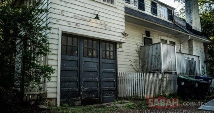 Duyanlar inanamıyor! Satın aldığı evin garajından...