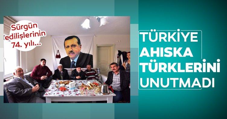 TİKA ve YTB Ahıska Türklerini unutmadı