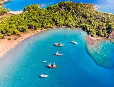 Dünyanın en ucuz 7 gece tatil yerleri! Türkiye'den...