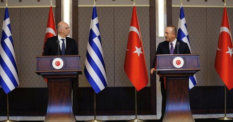 Çavuşoğlu'nun kritik ziyareti öncesi Yunan provokasyonu!