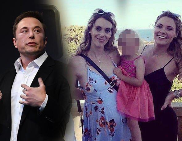 Elon Musk'ın babası için skandal iddia