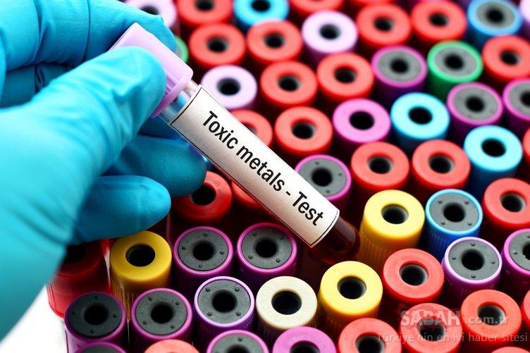 Dikkat! Bu belirtiler varsa vücudunuz istila altında! İşte vücudu toksinlerden arındıran besinler...