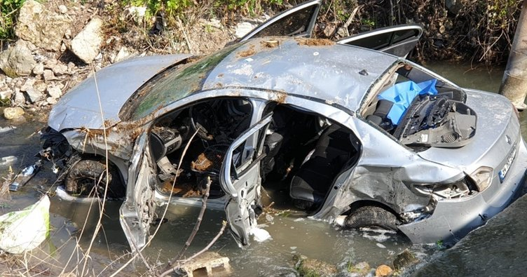 SON DAKİKA: Hatay'da feci kaza: 3 ölü 2 yaralı!