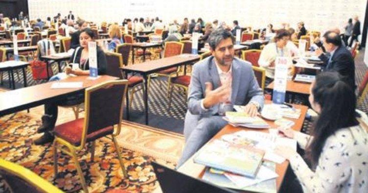 Dünya yayımcıları İstanbul'da buluştu