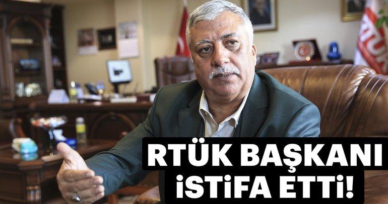 Son dakika: RTÜK Başkanı İlhan Yerlikaya istifa etti!