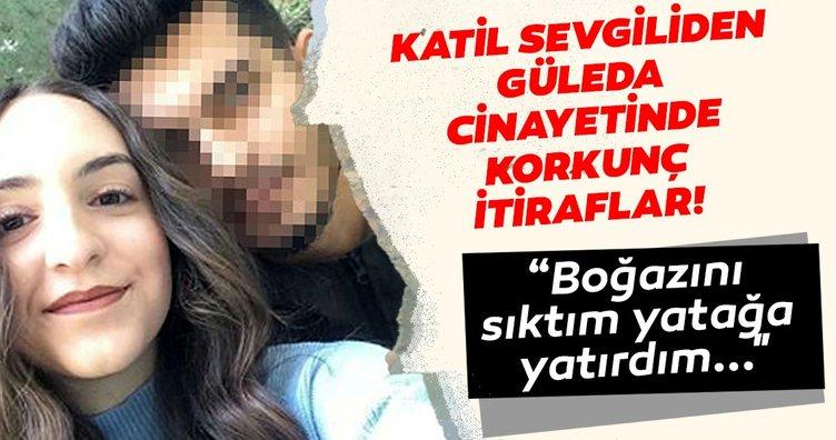 Son dakika gelişmesi: Güleda Cankel'i öldüren Zafer P. cinayeti böyle itiraf etti! Boğazını sıktım. Yatağa yatırdım...
