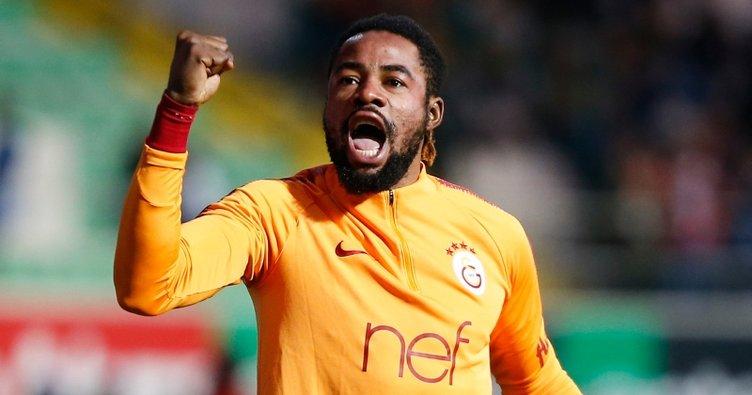 Galatasaray'dan Christian Luyindama için 6 milyon Euro