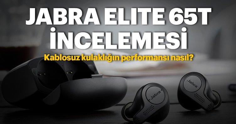 Jabra Elite 65t incelemesi