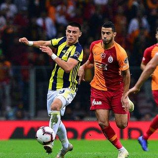 Fenerbahçe ile Galatasaray, Kadıköy'de 56. maça çıkıyor