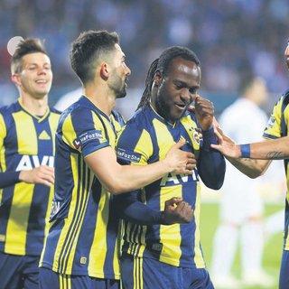 Fenerbahçe lig biterken seriye bağladı