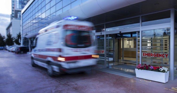 Balıkesir'de trafik kazası 2 yaralı