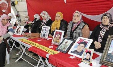 Son dakika: HDP önündeki ailelerden birine daha müjde