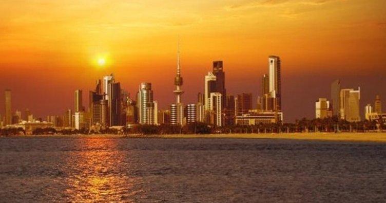Kuveyt'te aşırı sıcak sebebiyle yangınlar başladı!