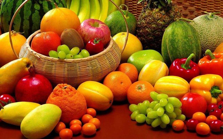 Meyvelerdeki şeker ve kalori miktarı
