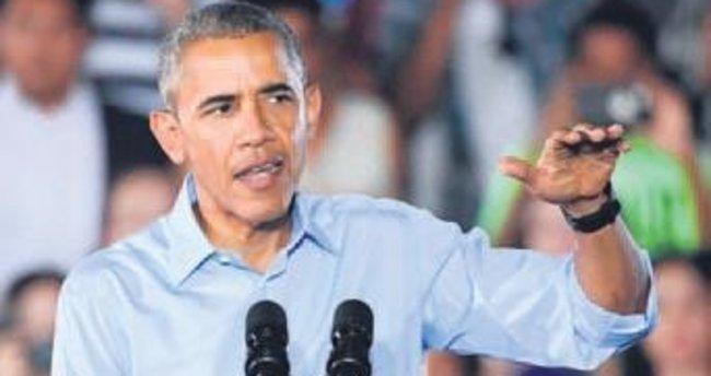 Obama'dan Atina'ya veda ziyareti