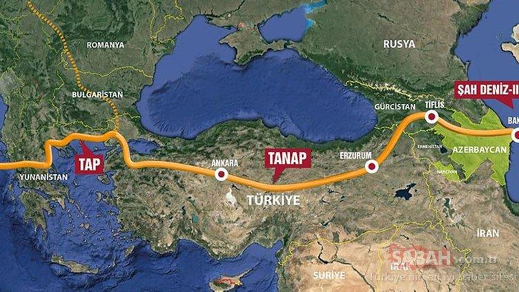 Son dakika haberler: TANAP Genel Müdürü SABAH'a konuştu! Ermenistan için büyük bir hata olur!