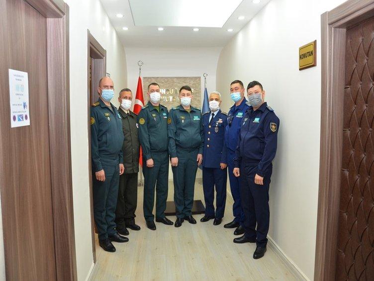 SON DAKİKA HABERLER: Kazakistan'dan kritik ziyaret! İHA/SİHA için geldiler