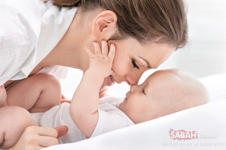 Bebeğiniz göz teması kurabiliyor mu