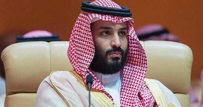 ABD, Veliaht Prens Selman'a yaptırım uygulayabilir