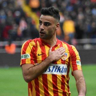 Kayserispor'dan Galatasaray'a Deniz Türüç resti!