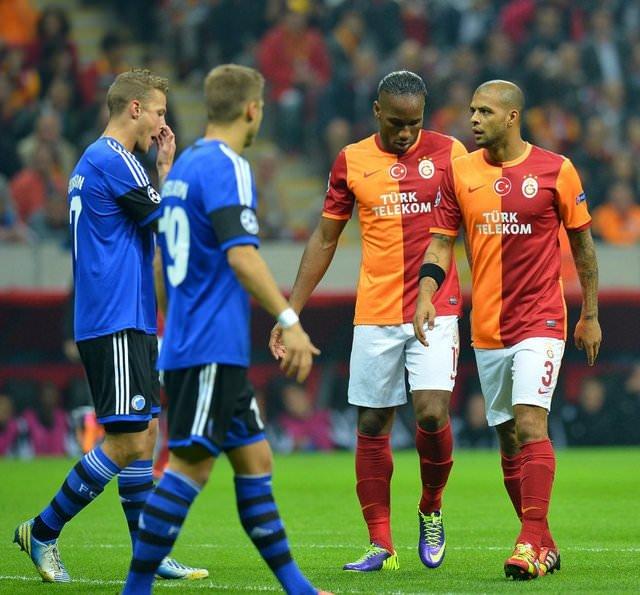Galatasaraylılar bu stadı unutamıyor!