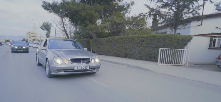 1,6 milyon km'deki taksinin motoru