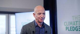 Jeff Bezos 10 milyar dolarlık fon kurdu