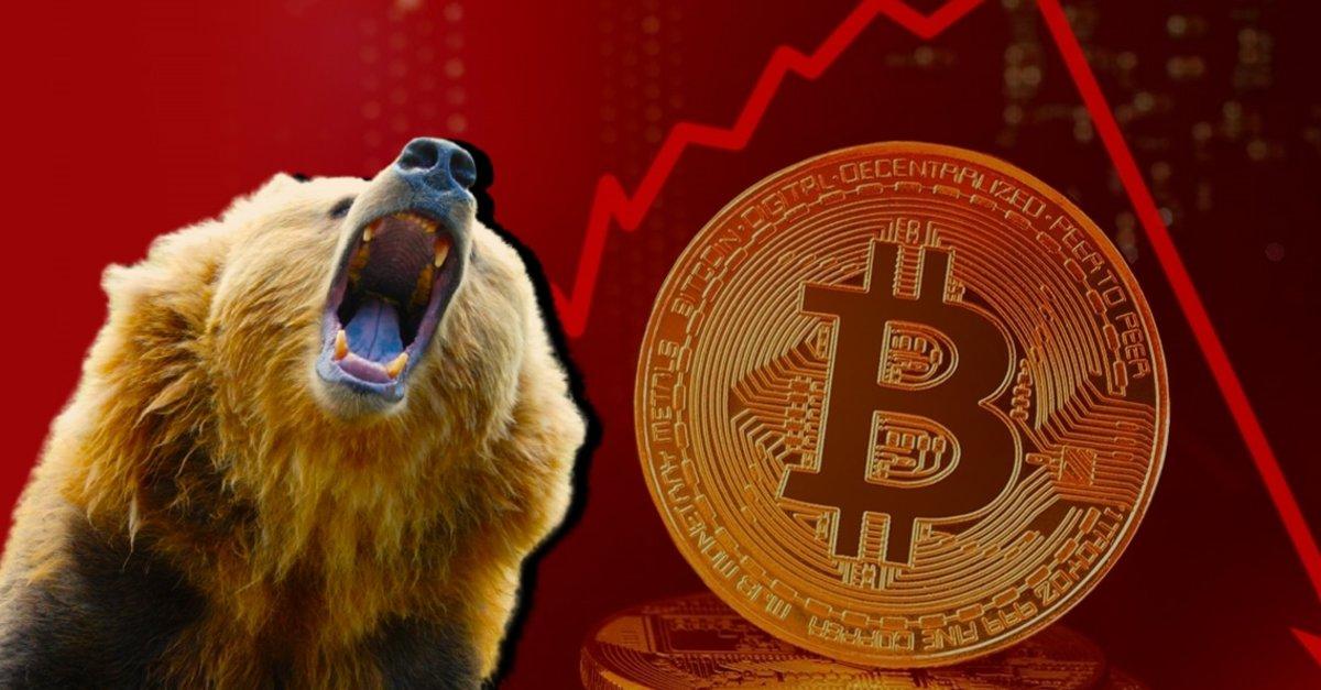 Bitcoin ve kripto paralar 'Ayı piyasası'na mı girdi? - Son Dakika Haberler