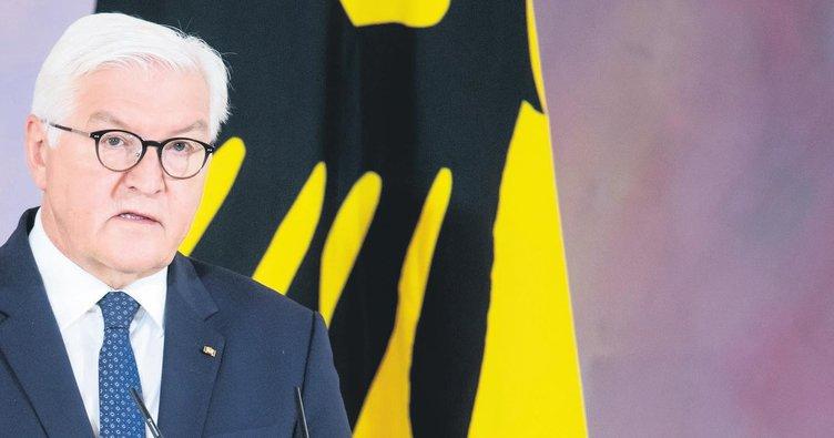 Halkın tercihi Steinmeier