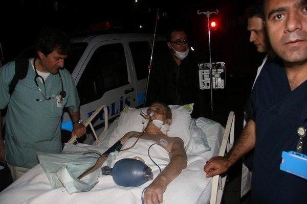 Bursa'da hastanede yangın: 8 ölü