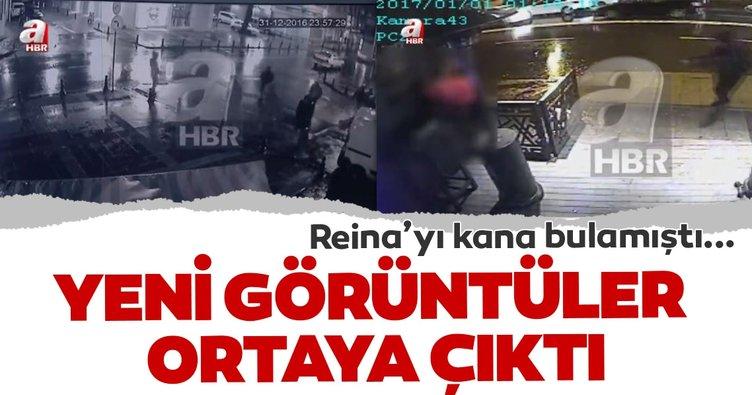 Reina saldırısının yeni görüntüleri A Haber'de yayınlandı!
