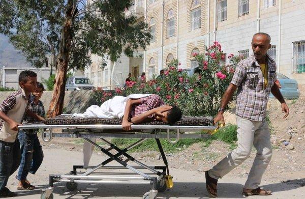 Yemen'deki salgın devam ediyor