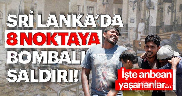 Sri Lanka'dan son dakika haberleri geliyor! Sri Lanka'da hayatını kaybeden Türkler'in kimlikleri belli oldu