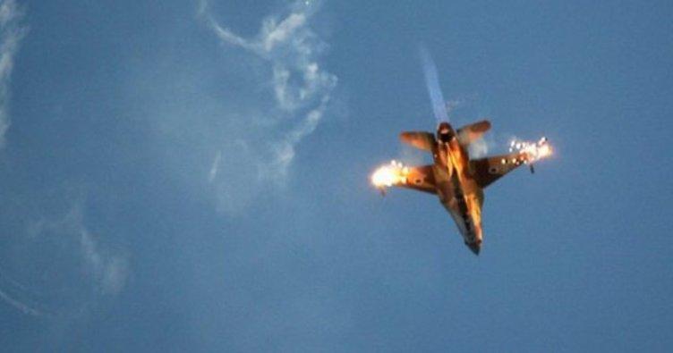 Son dakika: Pakistan'da Hava Kuvvetleri'ne bağlı uçak düştü