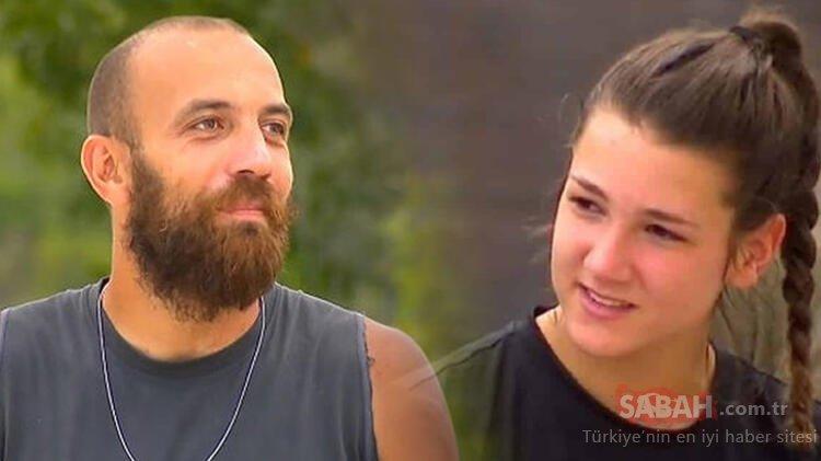 Son Dakika Haberi: Survivor Nisa'dan şoke eden Sercan Yıldırım sözleri! Geceye damga vurdu