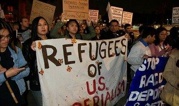 Meksika sınırında göçmen krizi sürüyor