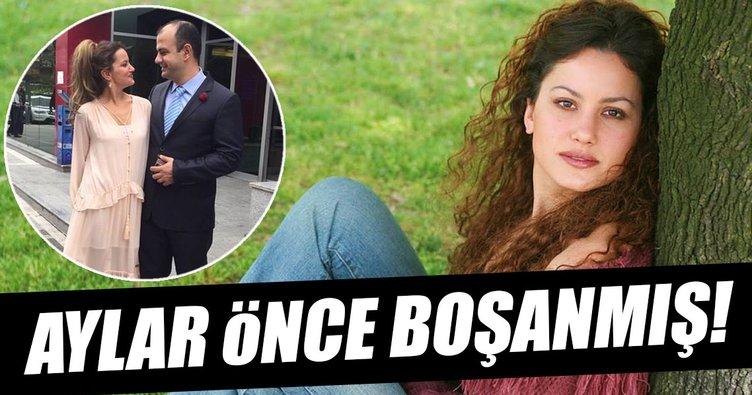 Yıldız Asyalı, Emre Vatansever'den boşandı
