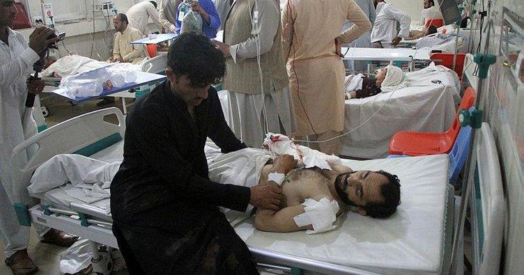 Afganistan'da düğüne intihar saldırısı