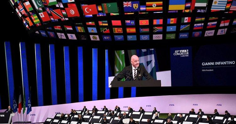 Son Dakika: FIFA Başkanı Yeniden Infantino