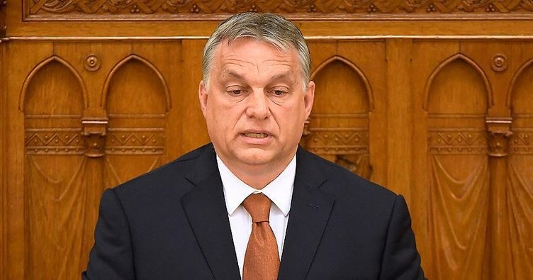 Macaristan Başbakanı'ndan Türkiye açıklaması