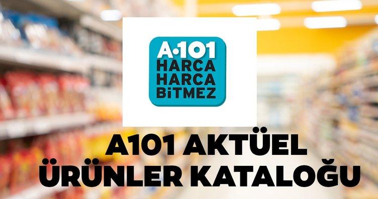 A101 3 Aralık aktüel ürünler kataloğu ile indirim...