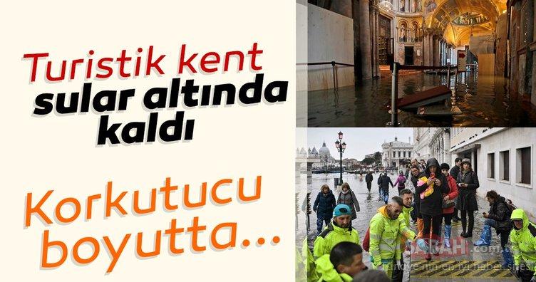 Turistik kent sular altında kaldı! Hükümete acil durum çağrısında bulunuldu