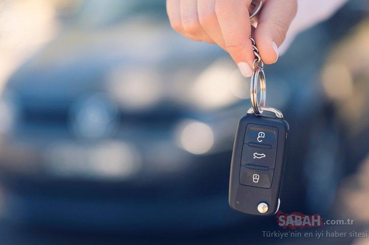 Sahibinden ikinci el ucuz arabalar! İkinci el otomobil arayanlar dikkat! Bu araçların fiyatları 40 bin lira
