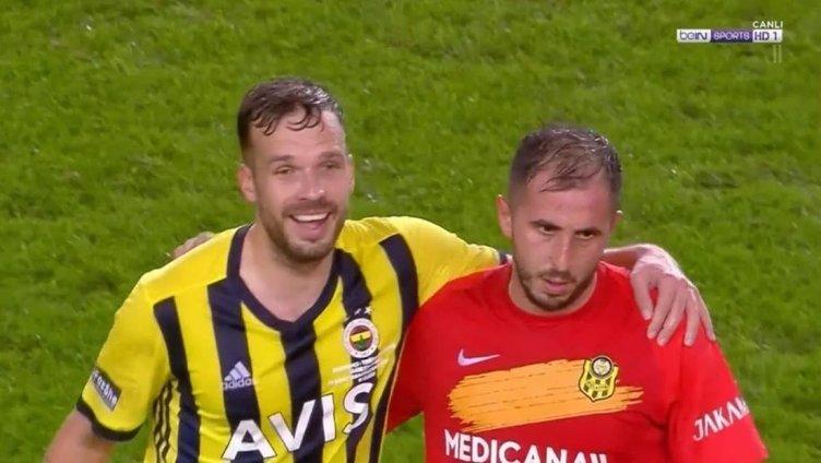 Taraftarı çileden çıkarmıştı! Fenerbahçeli Novak özür diledi!