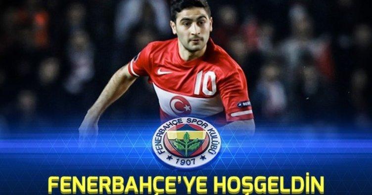 Son dakika: Fenerbahçe, Mehmet Ekici transferini açıkladı