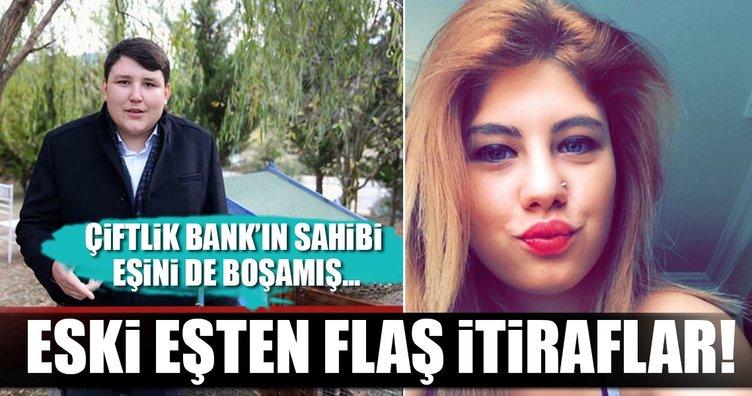 Son dakika: Mehmet Aydın'ın eşi Sıla Soysal'dan Çiftlik Bank açıklaması!