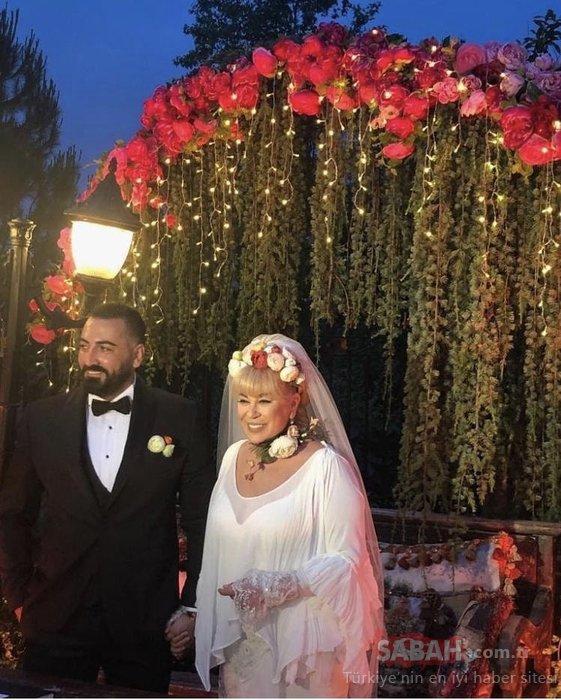 Zerrin Özer 36 saat evli kaldığı Murat Akıncı ile boşandı! Zerrin Özer ile Murat Akıncı'nın düğün fotoğrafları ortaya çıkınca...