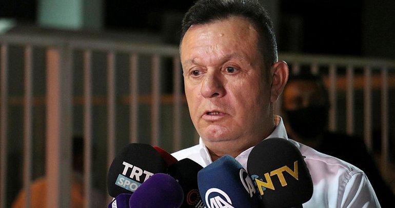 Denizlispor Başkanı Çetin: Kesinlikle aday değilim