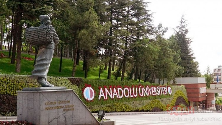 Anadolu Üniversitesi taban puanları 2020: Anadolu Üniversitesi 2 ve 4 yıllık bölümlerin en düşük taban puanları ve başarı sıralaması belli oldu mu?